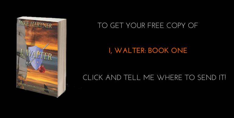 I, Walter Free Book Promo